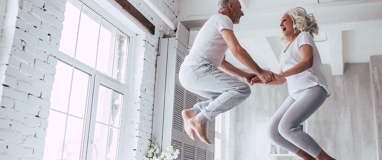 Met BEMER therapie gezond en vitaal oud worden
